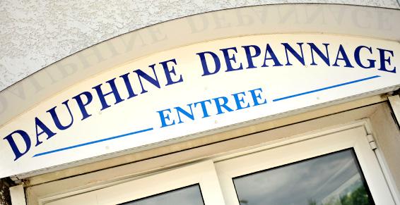 Dauphiné Dépannage entrée